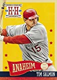 Tim Salmon 2013 Panini Hometown Heroes #186 Angels Baseball Card