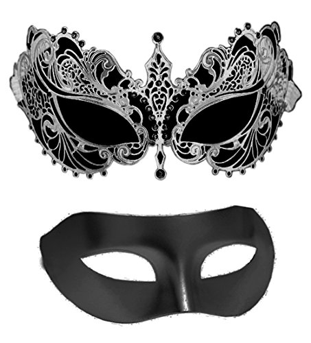 Fifty Shades Darker Cosplay Mask Venice Masquerade Mask Halloween Costume ()