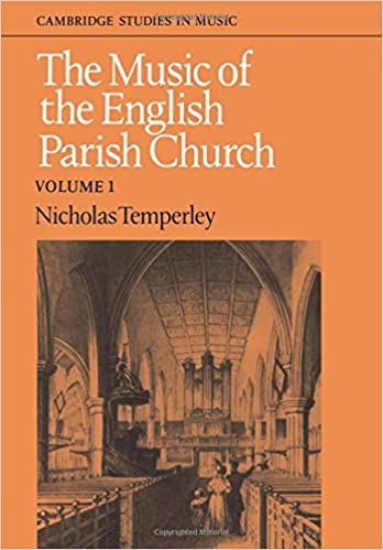 Image result for the music of the english parish temperley