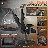 Atelerix Ventris Noir Gaming Chair - Use as