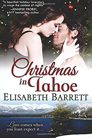 book cover of Christmas in Tahoe
