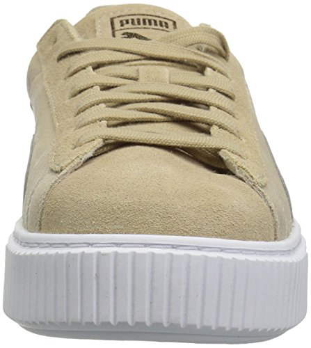 Puma Women's Suede Platform Safari Wn Sneaker, Black Safari-safari
