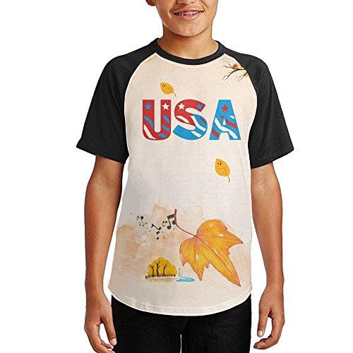Teen 3D Printing Ink Splashes Short Sleeve T-Shirt Tee