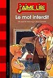 """Afficher """"Le mot interdit"""""""