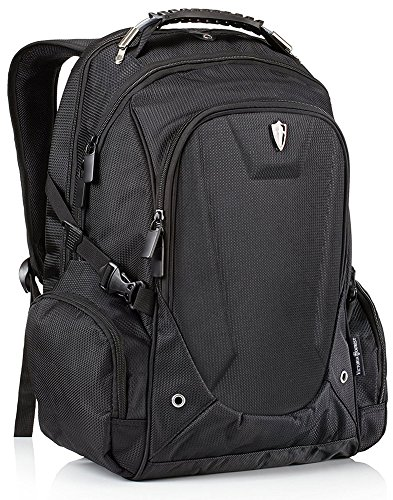 Victoriatourist V6012 Laptop Backpack College Bookbag Business Travel Bag Hiking Nylon Rucksack for Men Women Fits Macbook Pro / Most 16