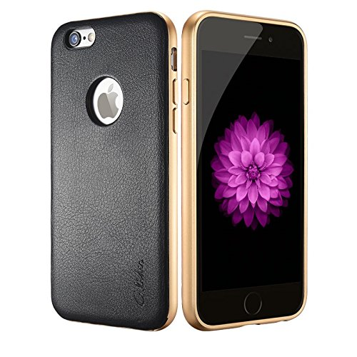 glider-stellar-metal-protection-frame-leather-case-for-iphone-6-plus-6s-plus-black
