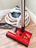 Best Sebo Light Vacuums - Central Vacuum 35 Ft Hose Accessory Kit Featuring Review