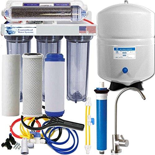 reverse osmosis auto flush - 7