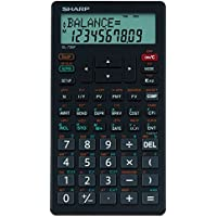 Sharp EL-738F Financial Calculator Business Calculator EL738F