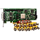 Lenovo Analog, 16 Channel Encoder PCIE Card for LenovoEMC NVR with Milesone Arcus - Functions: Video Encoding - PCI Express - VGA - 1 Pack - Plug-in Card - 4N90A34206