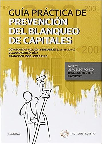 Descargar Libros Ebook Guía Práctica De Prevención Del Blanqueo De Capitales Gratis PDF