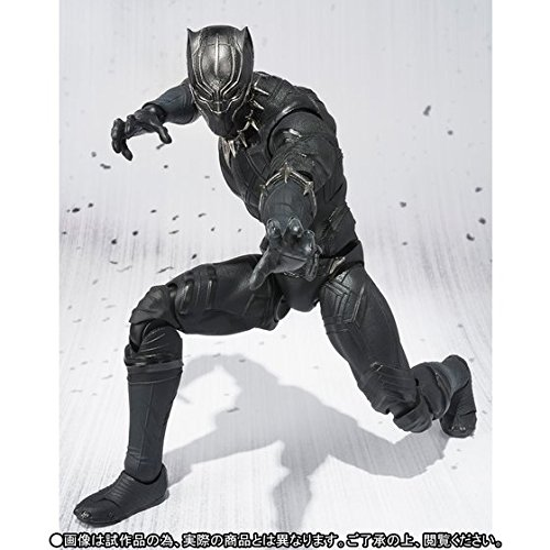 S.H.Figuarts - Black Panther (Tamashii Web Exclusive)