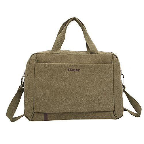 Bag Green Ienjoy Shoulder Or Duffel azPW7qw