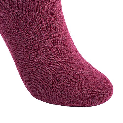 Eternities-4-Pack-Womens-Winter-Knit-Warm-Thick-Thermal-Wool-Crew-Socks-Casual