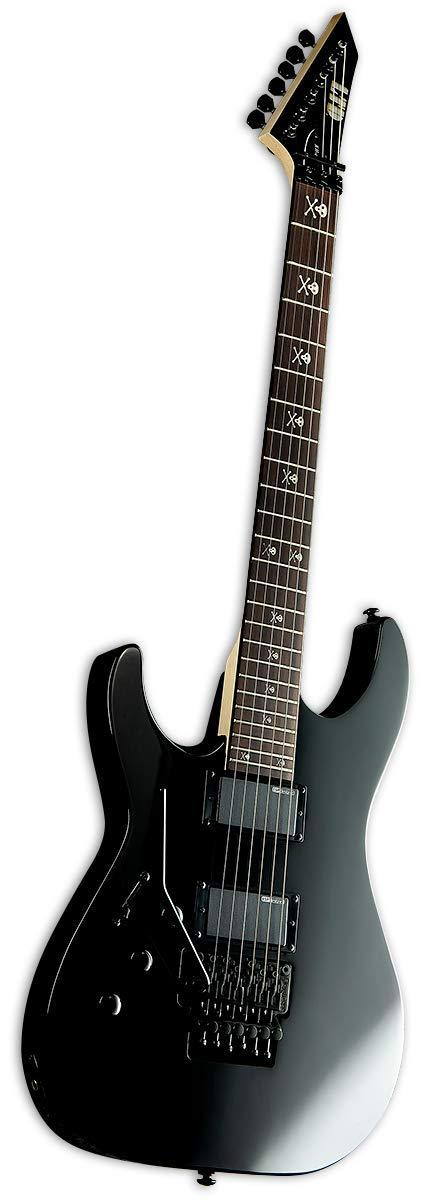 LTD 312568 KH de 202 LH - Guitarra eléctrica Negro: Amazon.es: Instrumentos musicales