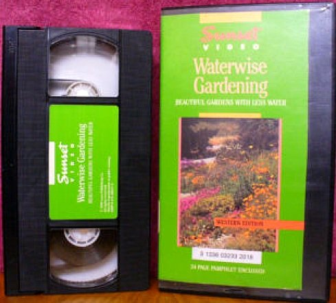 Waterwise Gardening [VHS]