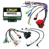 CRUX SWRAD-55 Repuesto de Radio con retención SWC (vehículos Audi)