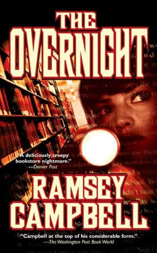 book cover of The Overnight