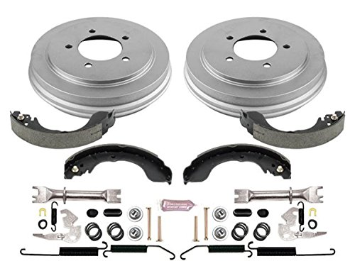 Power Stop Rear KOE15403DK Daily Driver Drum and Shoe Kits