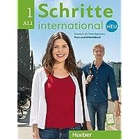 Schritte international. Neu. Deutsch als Fremdsprache. Kursbuch-Arbeitsbuch. Per le Scuole superiori. Con CD Audio. Con espansione online: 1