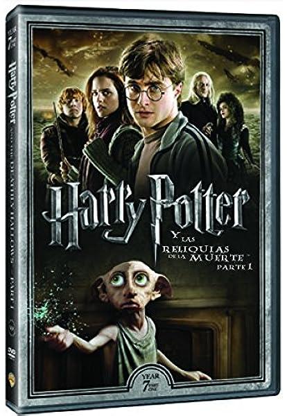 Harry Potter Y Las Reliquias De La Muerte Parte 1. Nueva ...