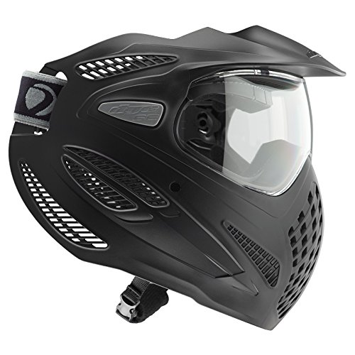Dye SE Single Lens Paintball Goggle - Black