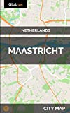 Maastricht, Netherlands - City Map