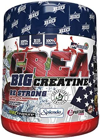 Big Creabig Creatina Ultra Pure 500G 200 g: Amazon.es ...