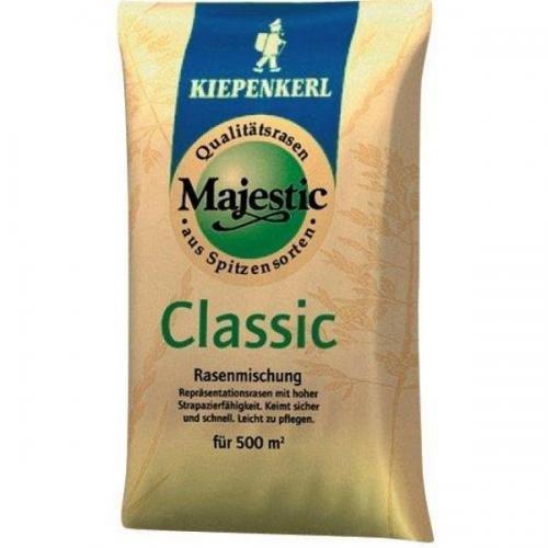 Majestic Classic Rasen 10kg, Rasensamen, Rasensaat