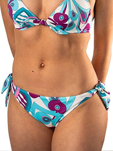 sotto Aquatic Chantelle bikini donna Fushia Pezzo RqCxwCv