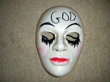 Mascara de the purge