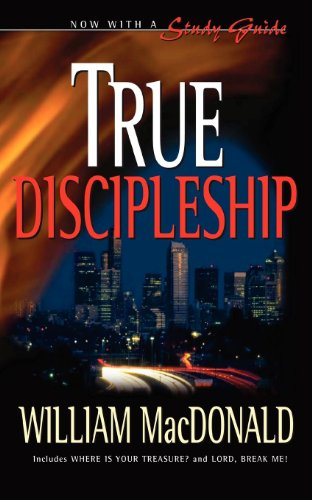 True Discipleship ENGLISH with Study Guide
