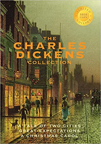 A Tale of Two cities, Great Expectations + A Christmas Carol