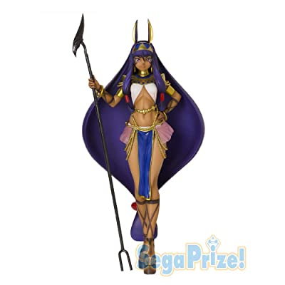 SEGA Fate/Grand Order: Caster Nitocris SPM Super Premium Figure: Toys & Games