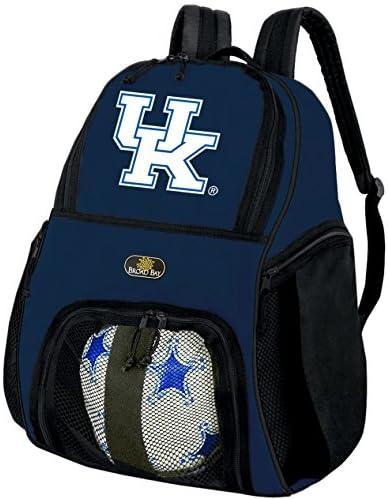 Kentucky WildcatsサッカーバックパックまたはUKバレーボールボールバックパック