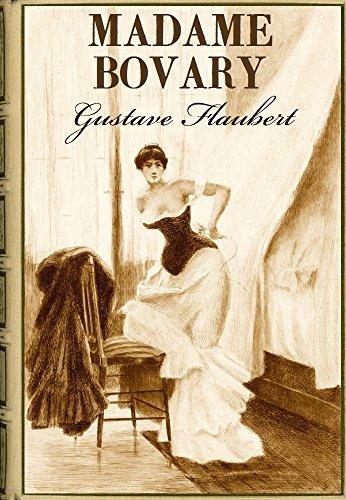 Madame Bovary (Illustrated) (English Edition)