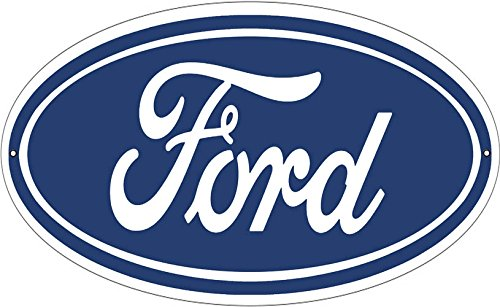 Ford Motor Oil Service Station Reproduction Sign