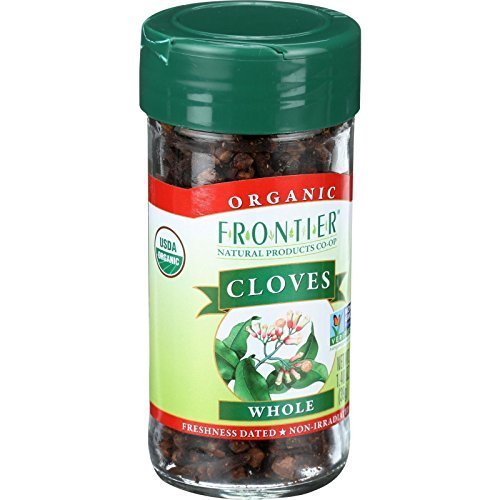 Frontier Natural Products - Cloves Whole Organic - 1.4 oz. (Multi-Pack)