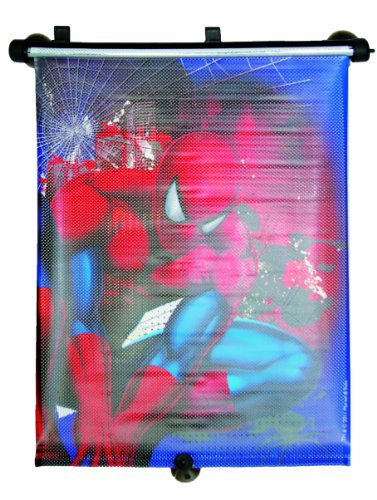 Spiderman 10110 Sun Roller Blind 33 x 56 cm 1 -