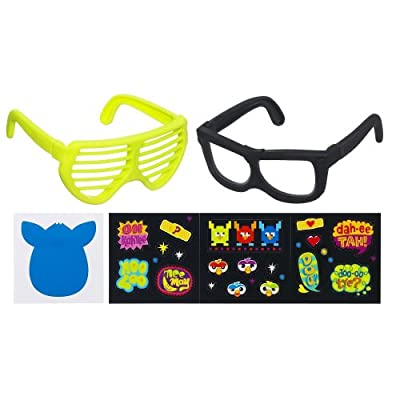 Furby Frames, Yellow/Black