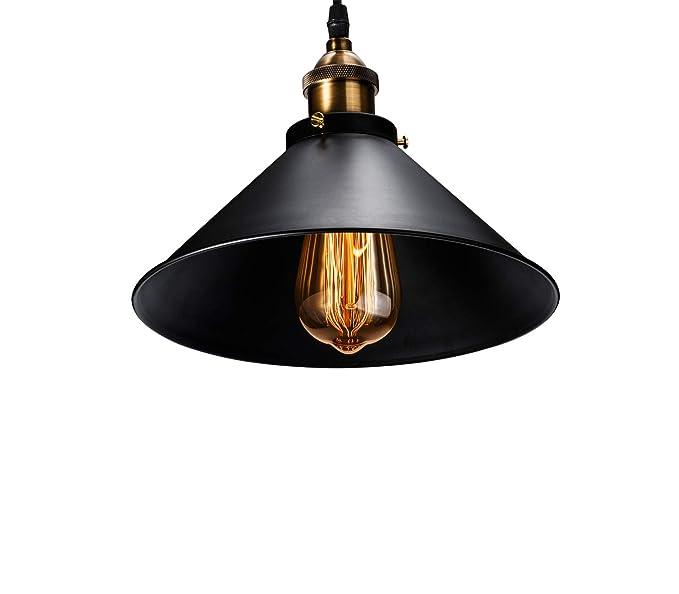 Amazon.com: Licperron - Lámpara de techo con lámpara ...