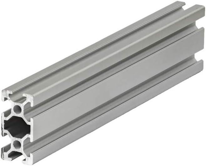 1000 mm Systemprofil Aluminium Profil 2040 Nut 6 Montageprofil Stangenprofil Strebenprofil Nutprofil Bauprofil 20x40
