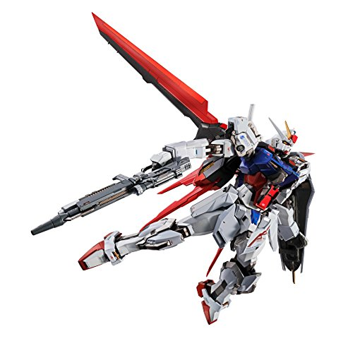 (Bandai Metal Build Mobile Suit Gundam Seed Aile Strike Gundam)
