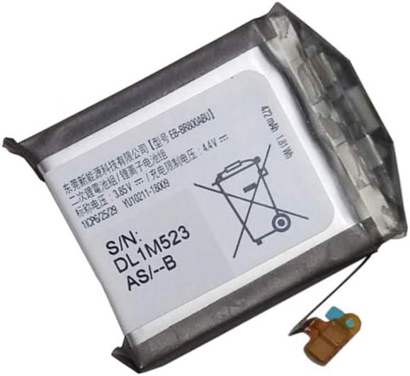 Batería para Samsung GearS4 de 46 mm SM-R800 SM-R805 SM-R810
