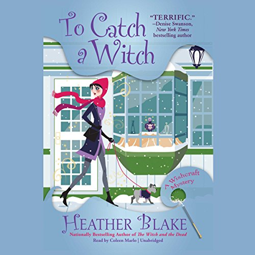 Bargain Audio Book - To Catch a Witch