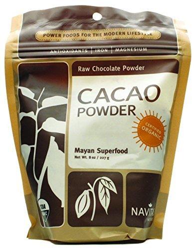 Navitas Naturals Cacao Powder Raw 8oz. 9-Pack by Navitas Naturals