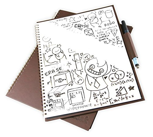 Wipebook Pro (Dry Erase Notebook - Ruled)