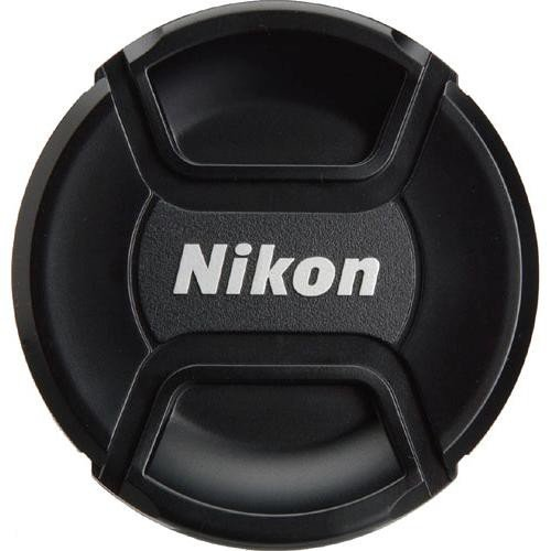 Nikon LC-52 Snap on Front Lens Cap ()
