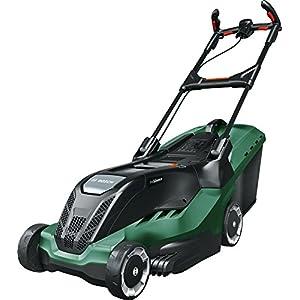 Bosch 06008B9200 Rasaerba Elettrico, Generazione 5.1, Cesto Raccoglierba da 50 l, Confezione in Cartone, 1700 W, Verde… 8 spesavip