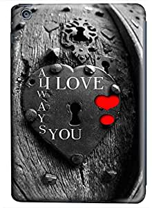 iPad Mini I Always Will Love You PC Custom iPad Mini Case Cover